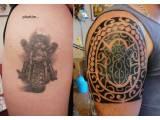 tetování předělávky