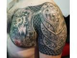tetování brnění