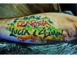 tetování na ruku napisy